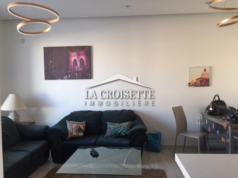 Appartement S+2 Meublé à Sidi daoud