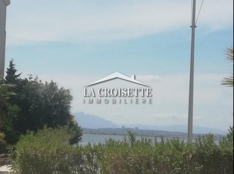 S+2  vue sur lac aux Lac1