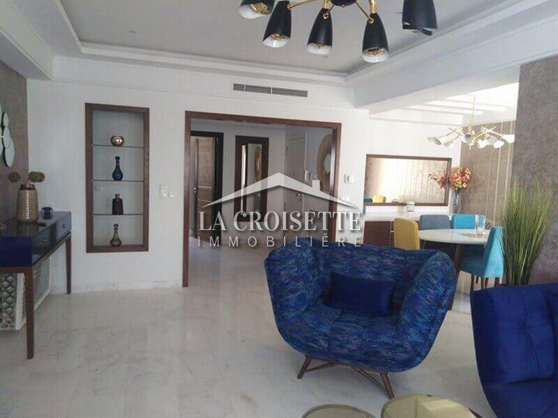 Un magnifique s+3 meublé à Ain Zaghouan Nord