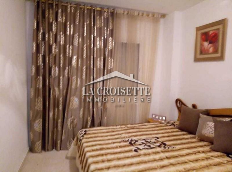 Un appartement S+1 meublé à Ain Zaghouan