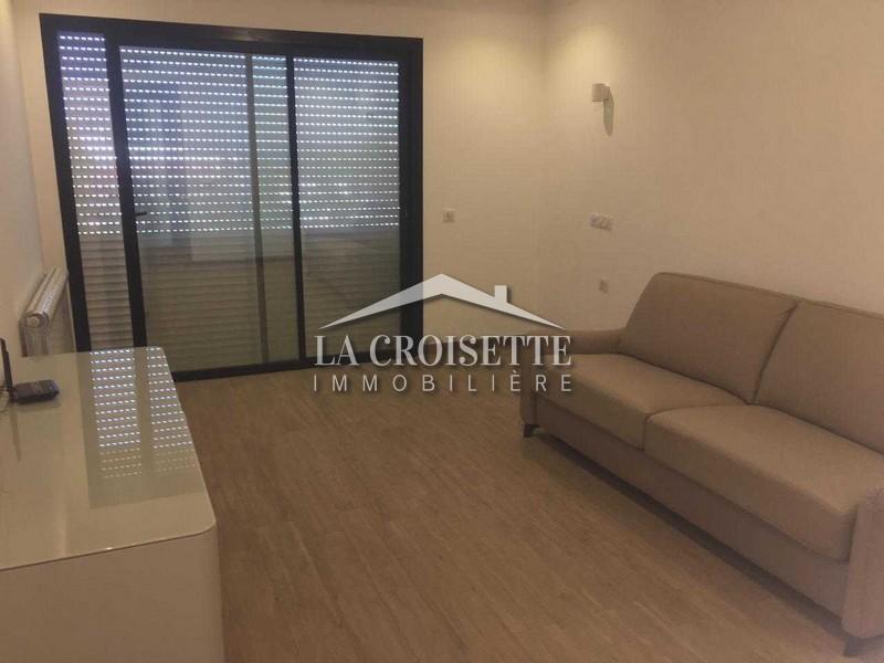 Appartement meublé en S+3 à La Marsa