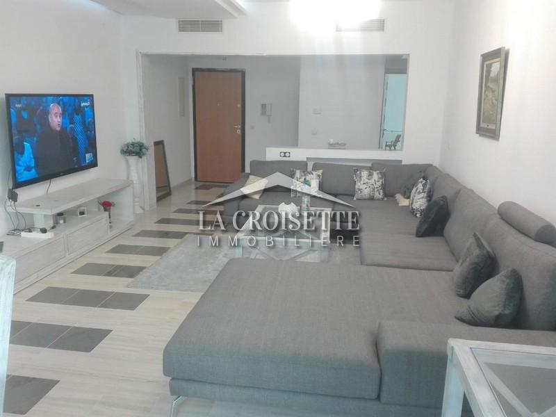 S+3 meublé à Sidi Daoud