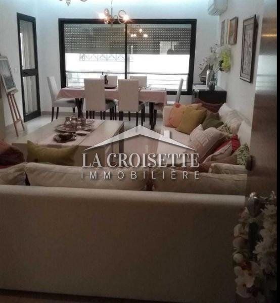 Un bel appartement s+4 meublé à la Soukra