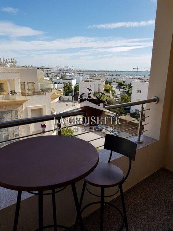 Appartement s+2 meublé au Lac2