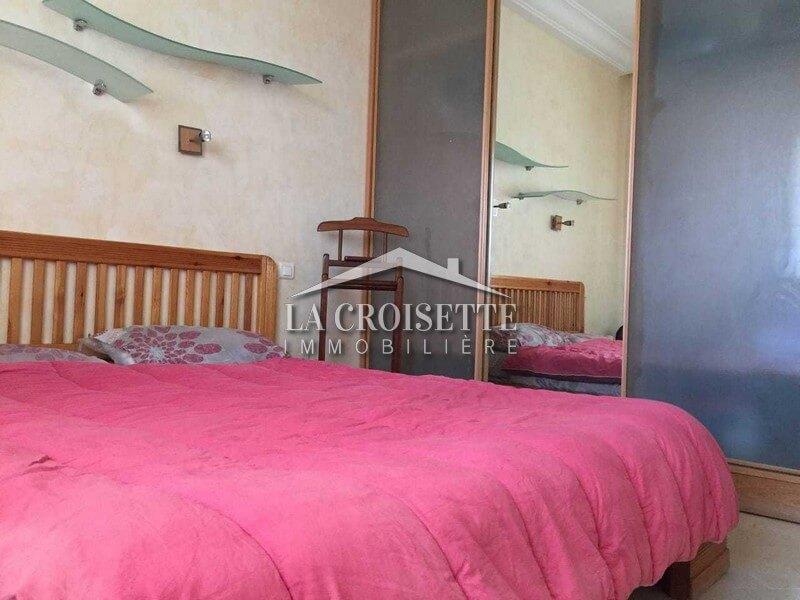 Un appartement s+2 meublé