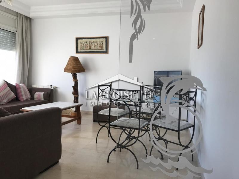 Appartement meublé s+2 derrière Carrefour