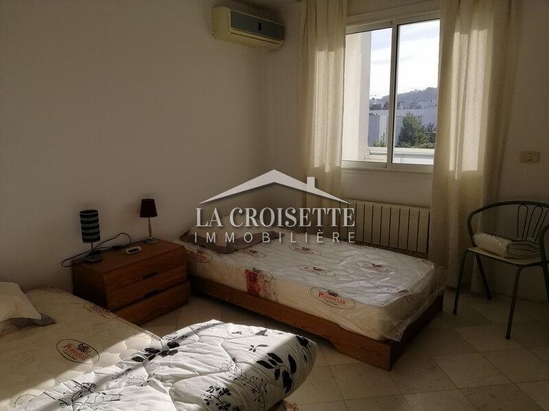 Appartement meublé à Gammart