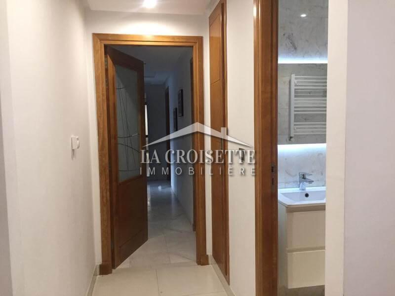 Un appartement S+3 au rez-de-chaussée à La Soukra