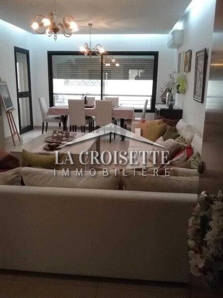 Un appartement meublé à la Soukra