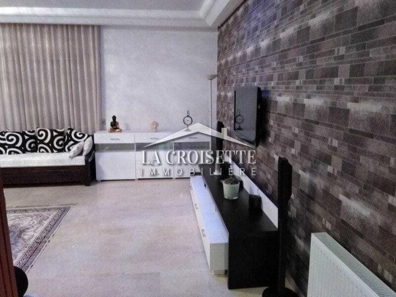Appartement meublé à la Soukra