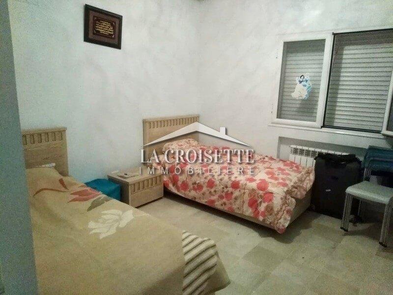 Appartement s+2 meublé à l'Aouina