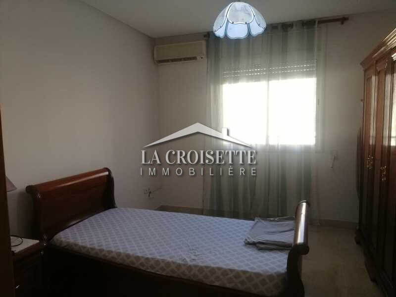 Appartement s+3 meublé derrière Carrefour