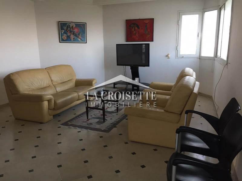 Un appartement s+3 meublé à les berges du lac1