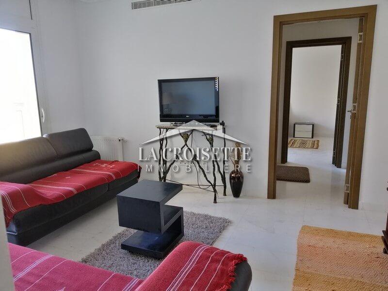 Appartement s+1 meublé aux jardins de Carthage