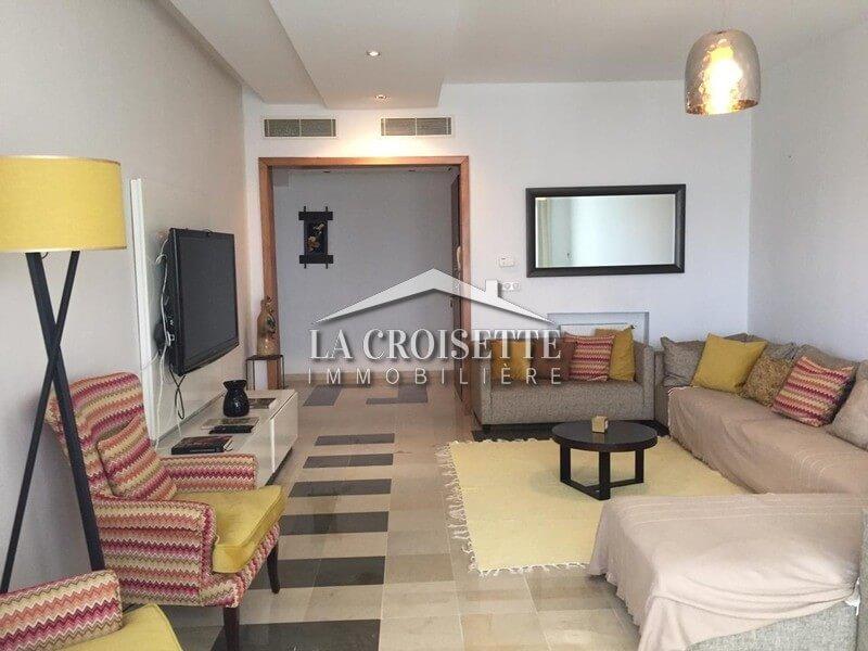 Appartement s+3 meublé La Marsa Sidi Daoued