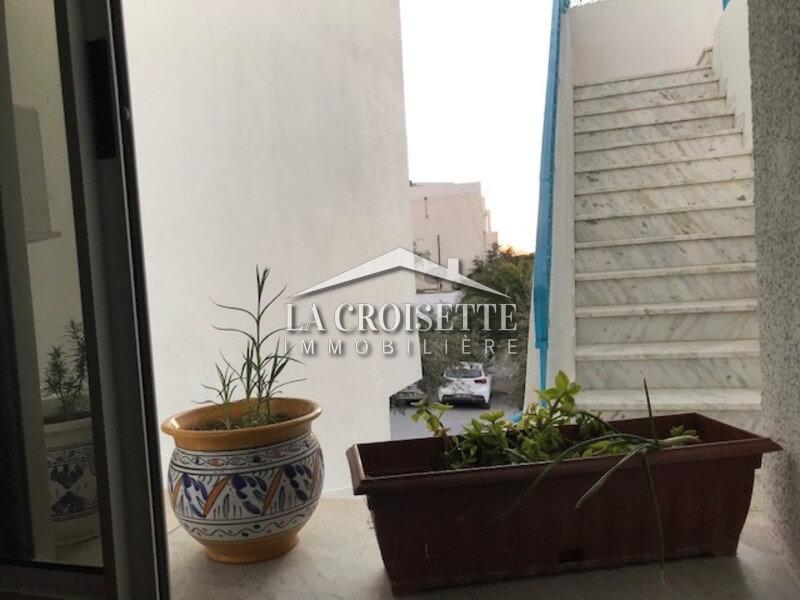 Appartement s+1 meublé à Sidi Bou Said
