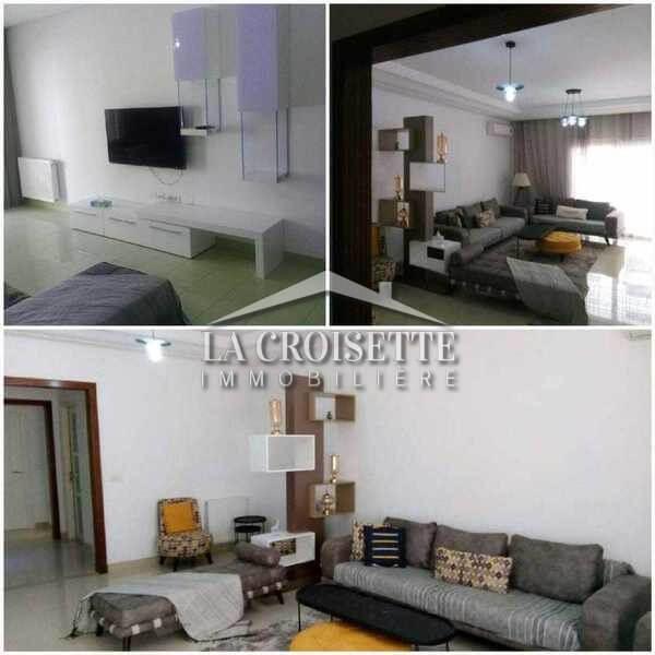 S+4 meublé à Ain Zaghouan