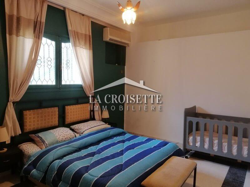 Appartement s+2 meublé au lac1