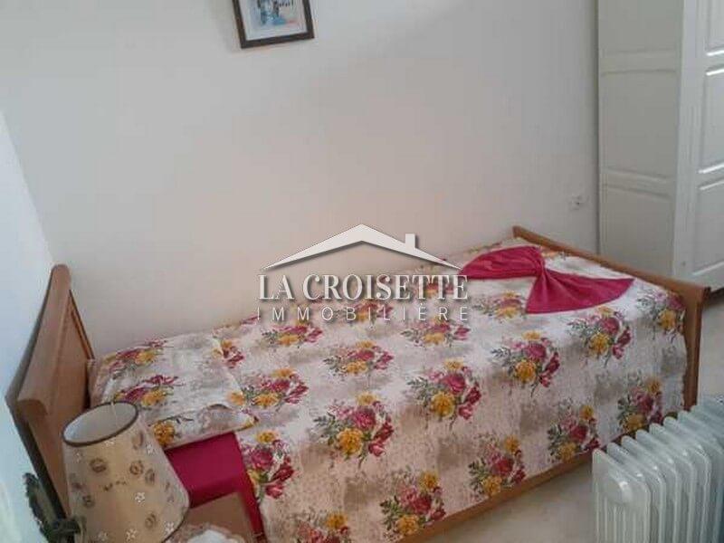 Appartement s+2 meublé à Sidi Bou Said