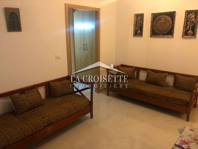 Appartement s+1 meublé à Ain Zaghouan les palmeraies