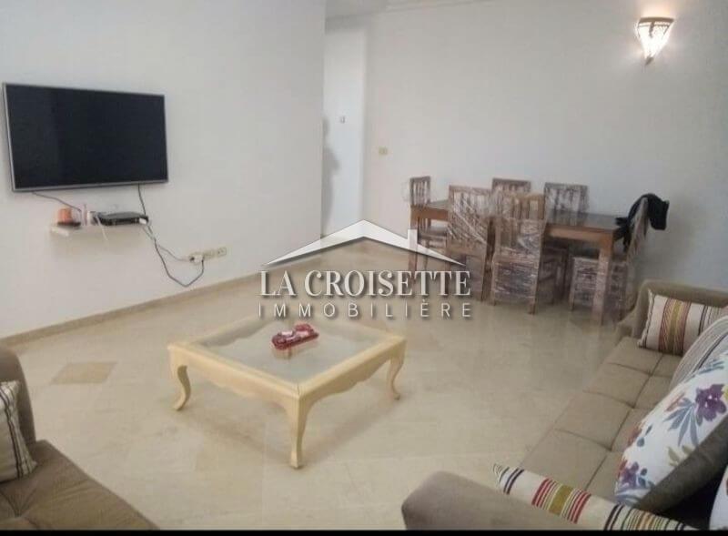 Appartement s+3 meublé à Ain Zaghouan les palmeraies