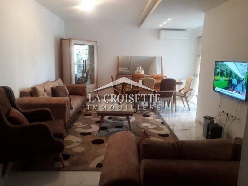 Un appartement s+2 meublé à Ain zaghouan