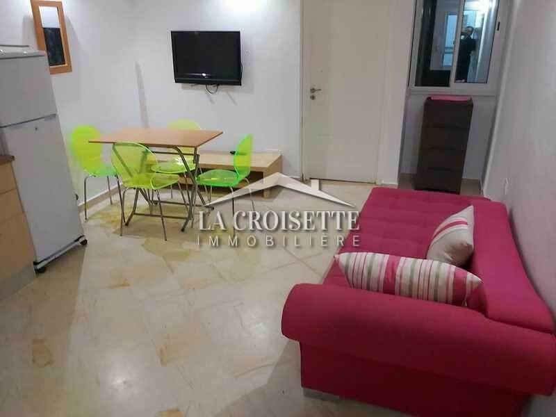 Appartement s+1 meublé à Marsa Plage