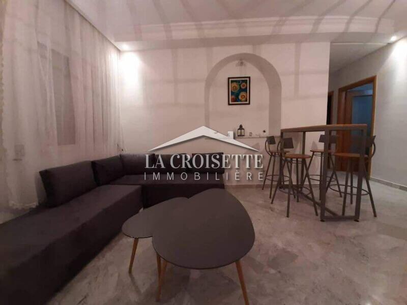 Un appartement S+1 meublé au Lac 1