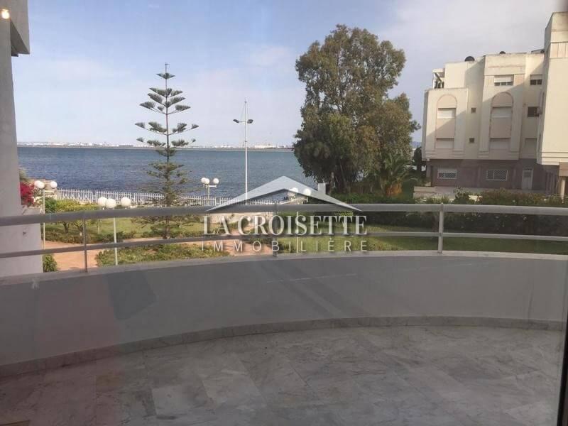 Appartement s+3 au lac1 avec vue dégagée