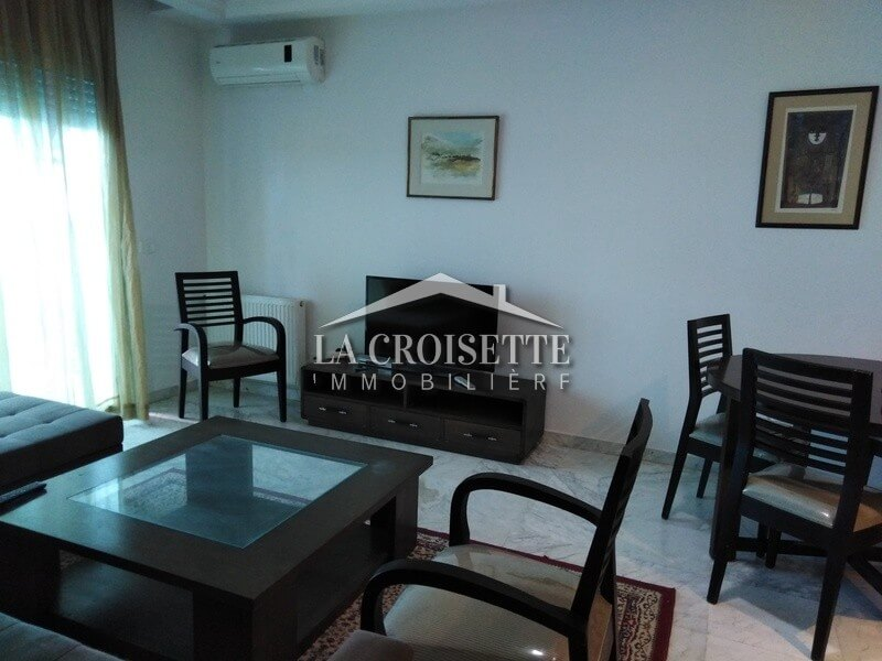 Un appartement s+2 meublé au lac2