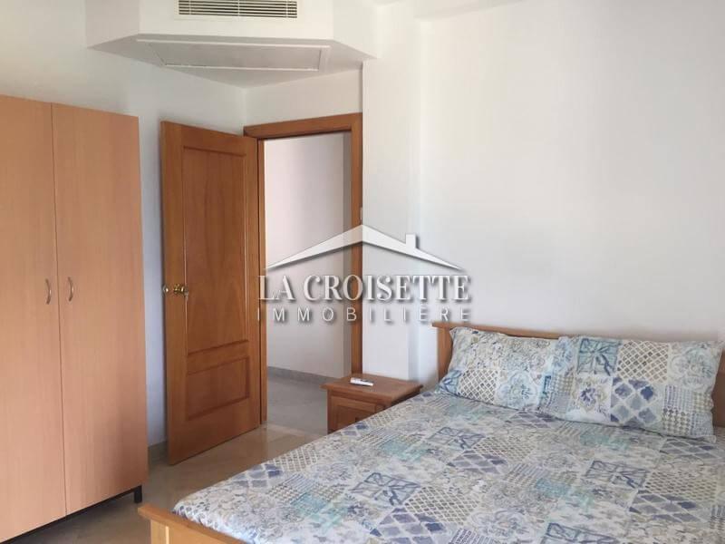 Un appartement S+3 meublé vue sur lac aux Berges Du Lac 1