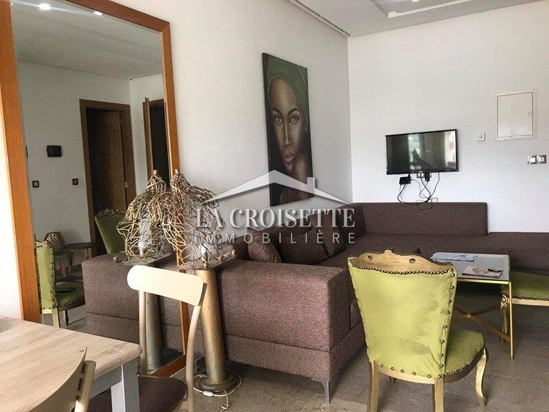 Appartement s+1 vide à la Soukra