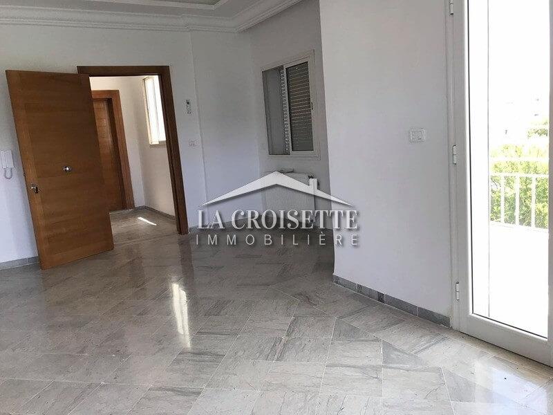 Un appartement en s+3 Rez-De-Chaussée à La Soukra