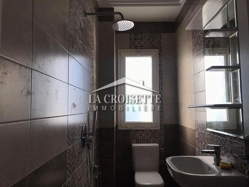 Un appartement S+4 à La Marsa