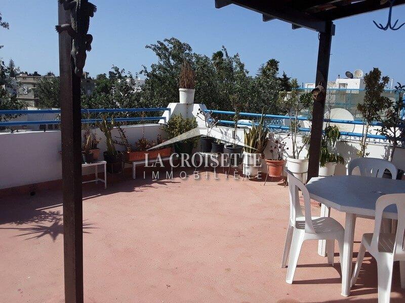 Un appartement meublé S+2 à Carthage Salamboo