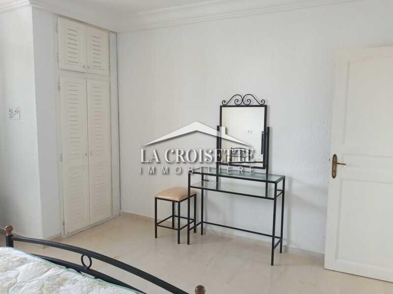 Un appartement S+2 meublé à Sidi Bou Said