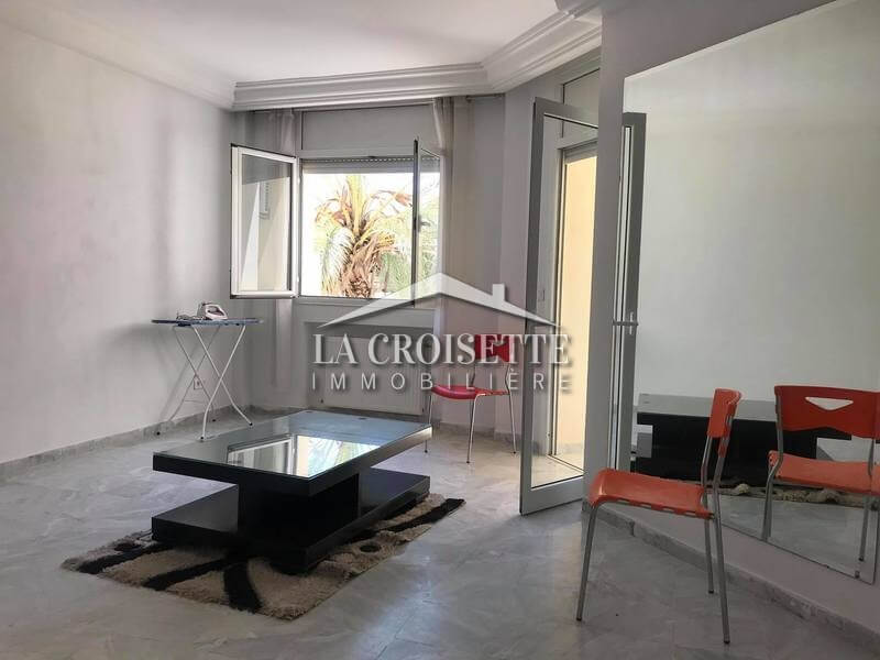 Un appartement S+1 vide au Lac 2