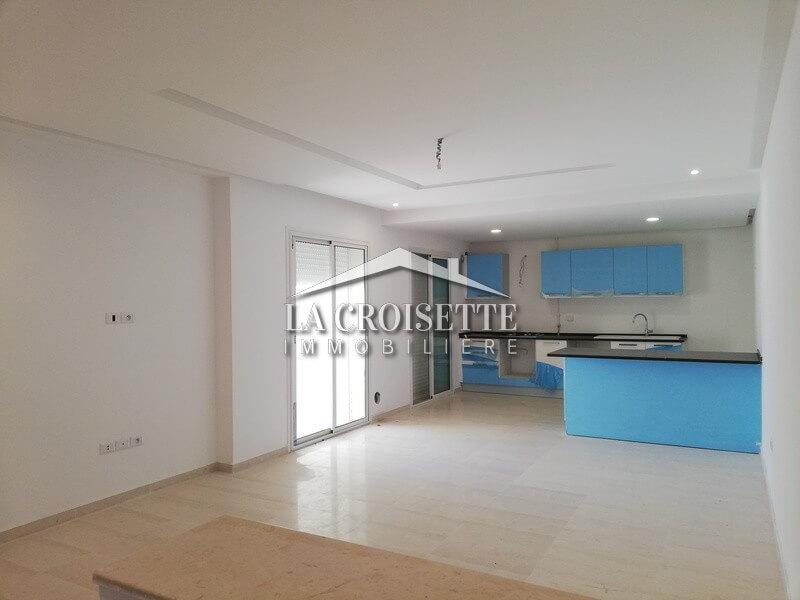Un appartement S+2 vide à Ain Zaghouan