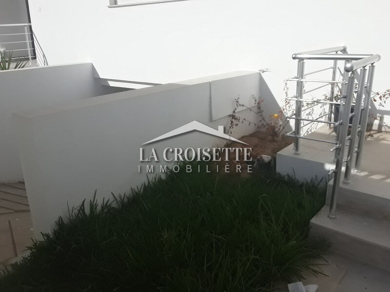 Un appartement s+3 à Carthage Byrsa