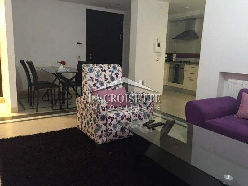 Un appartement S+1 meublé au Lac 2