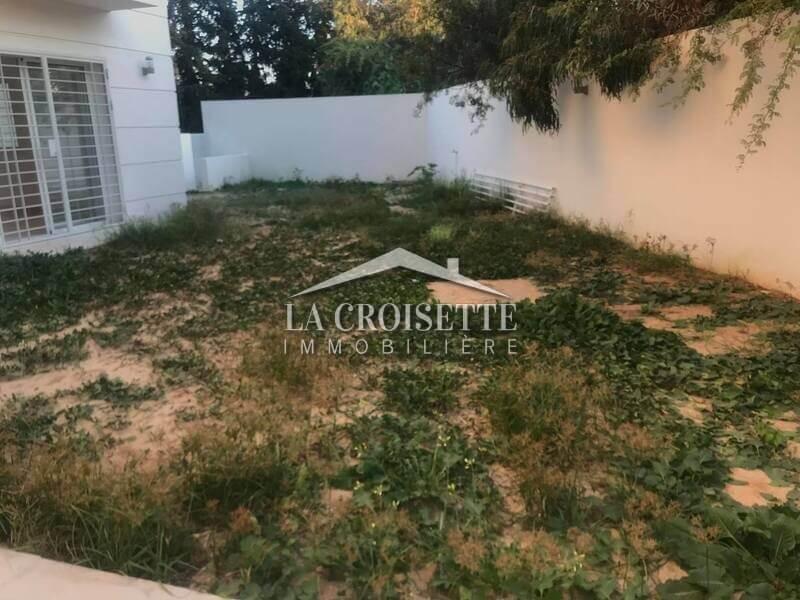 Appartement S+2 avec Jardin à La Soukra