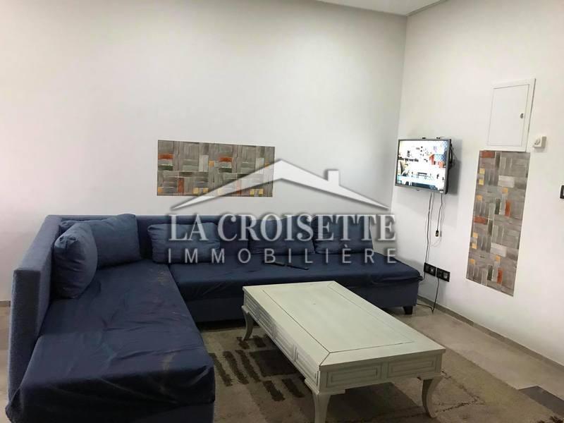 S+1 meublé à La Soukra