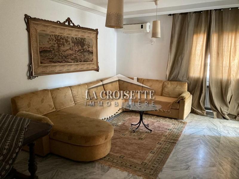 S+2 meublé à Ain Zaghouan Sud