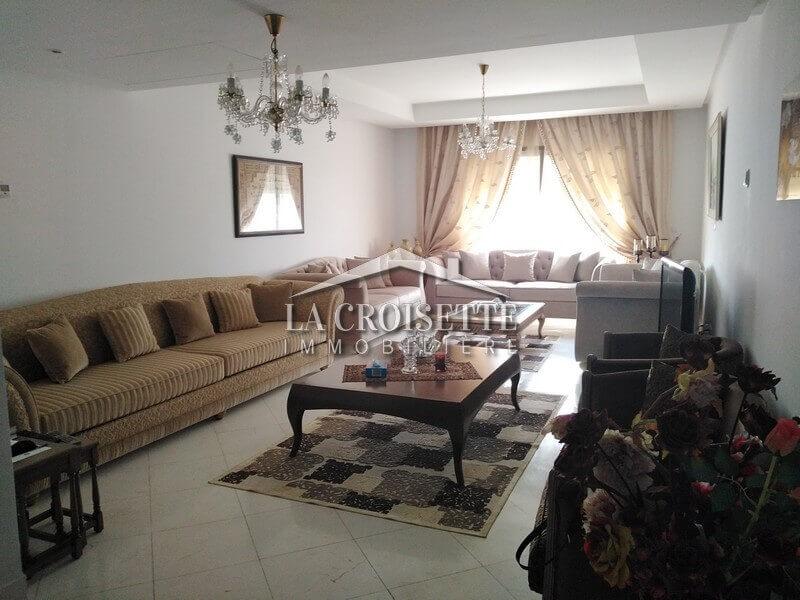 A vendre un appartement à Ain Zaghouan Nord