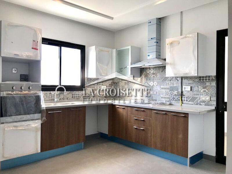 Joli appartement s+2 à la Soukra