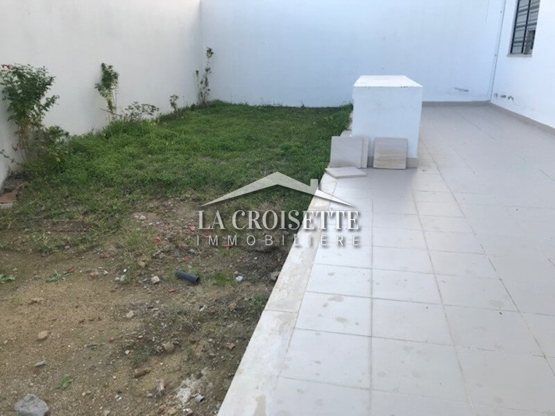 Appartement s+4 à Ain Zaghouan Cité les palmerais