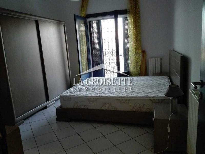 Duplex meublé à Gammart