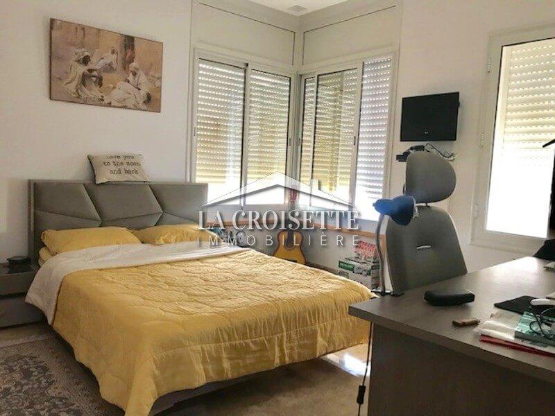 Duplex meublé à l'Aouina