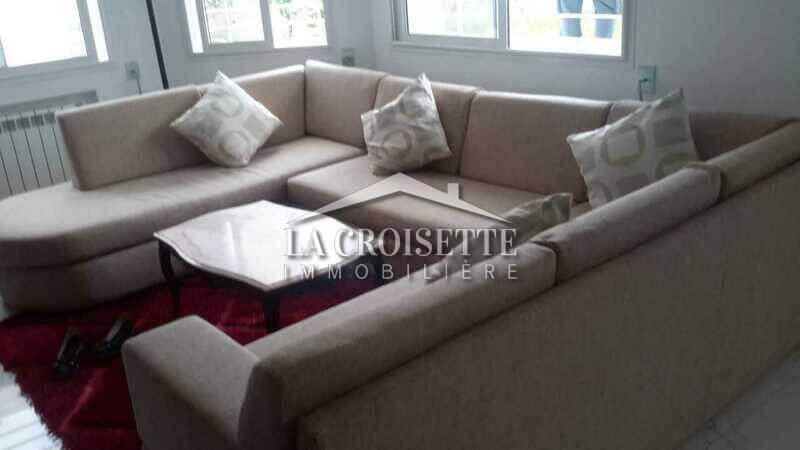Duplex s+3 meublé lac2