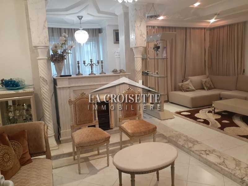 étage de villa à la Marsa
